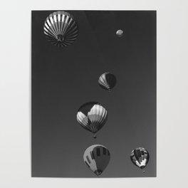 """""""ABQ Balloon Fest"""" Poster"""