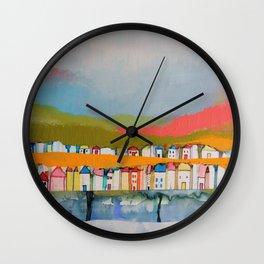 les iles Wall Clock