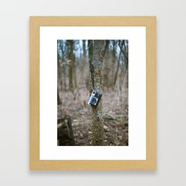 Kodak Instamatic Framed Art Print