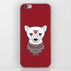 Tribal Bear iPhone Skin