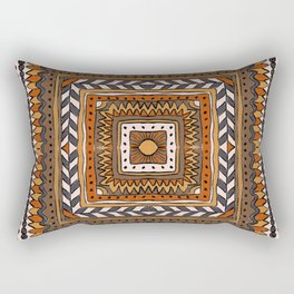 Symmetrical Pattern II Rectangular Pillow