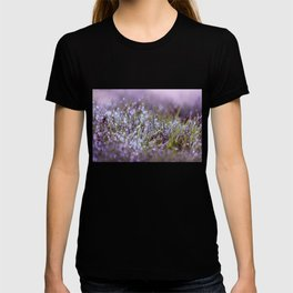 Morning dew on grass T-shirt