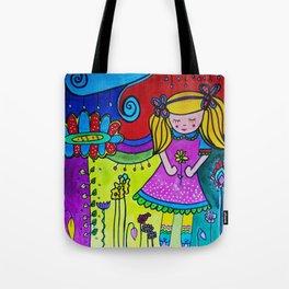 Shilou Dreaming Tote Bag