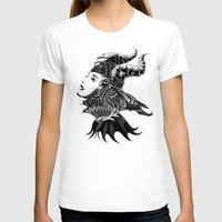 bioworkz T-shirts featuring Maleficent Tribute by BIOWORKZ