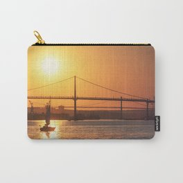 Silhouetted in the Sun Carry-All Pouch