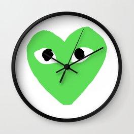Comme Des garcons Wall Clock