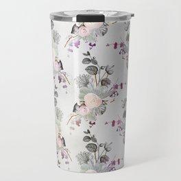 Rose Blush Travel Mug