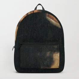 Gustave Courbet - Hector Berlioz Backpack