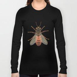 Bee (Abeille) Long Sleeve T-shirt