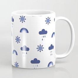 Whether the weather be fine... Coffee Mug