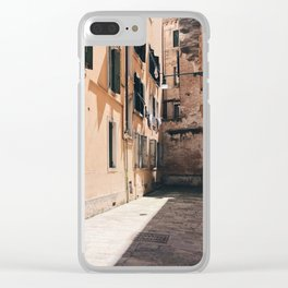 HIDDEN // Venice, Italy Clear iPhone Case