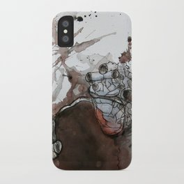 It Was a Bad Day iPhone Case