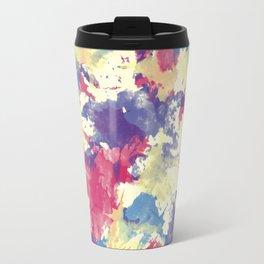 Abstract Painting Travel Mug