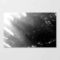 Comfortable glow Canvas Print