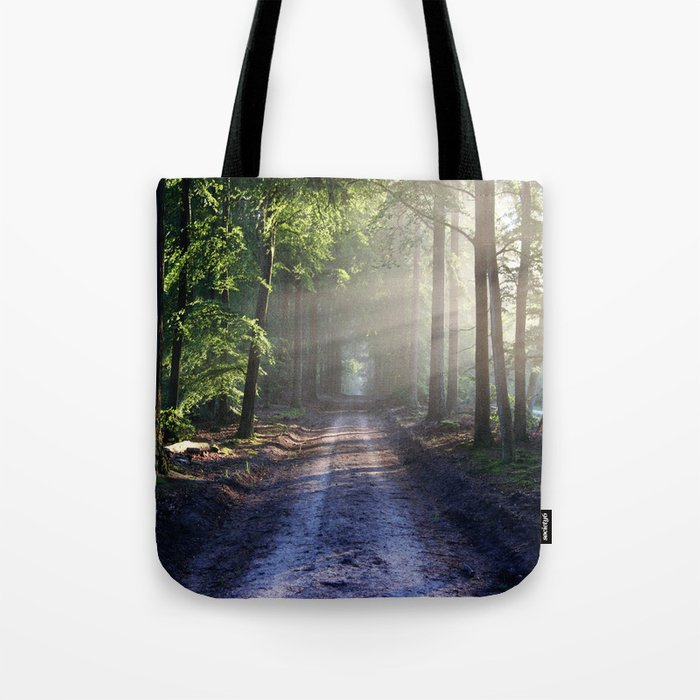 All roads lead to adventure Tote Bag