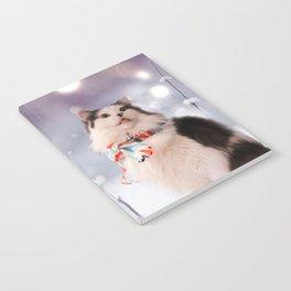 The Oreo Cat: Winter Wonderland Notebook
