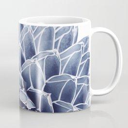 Succulent splendour - chambray Coffee Mug
