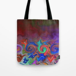 Tuesday Morning Leftovers Tote Bag