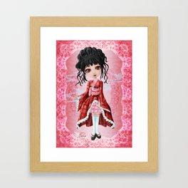 Wa Lolita Framed Art Print