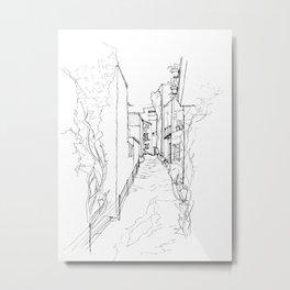 Cadaques Metal Print