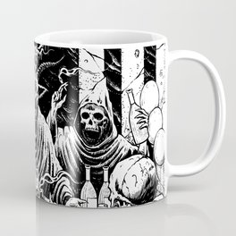 Baphomet Birthday Bash Coffee Mug