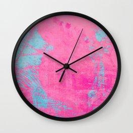 Digital Abstraction 005 Wall Clock