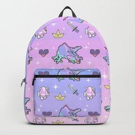 Kawaii Warrior Backpack