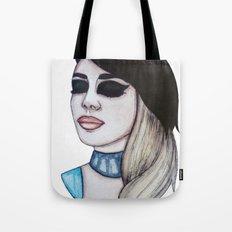 Miss Ashley Dzerigian Tote Bag