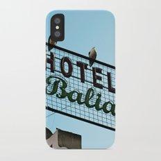 Hotel Slim Case iPhone X