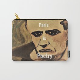 Baudelaire, Paris is Poetry Carry-All Pouch