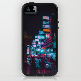 Nightmarket / Bladerunner Vibes / Bangkok iPhone Case