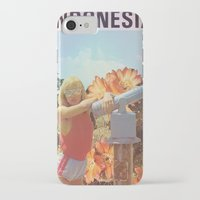 indonesia iPhone & iPod Cases featuring Indonesia  by Mariano Peccinetti