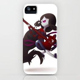 The Vamp Queen iPhone Case