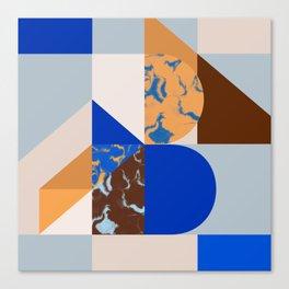 II –B Canvas Print