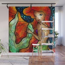 Daughter of Triton Wall Mural