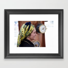Tradition Framed Art Print