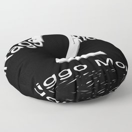 Riggo Monti Design #19 - Rags 2 Riches Floor Pillow