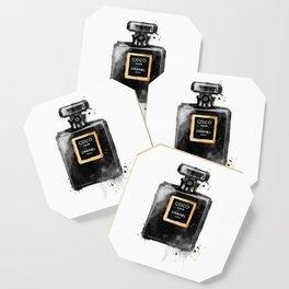 Perfume bottle fashion Coaster