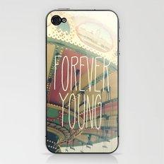 F∞REVER iPhone & iPod Skin