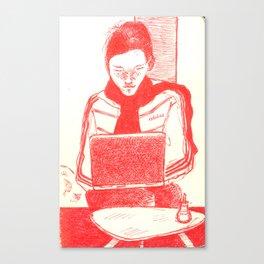 berliner Canvas Print