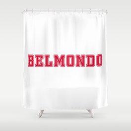 Belmondo Shower Curtain