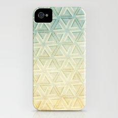 escher pattern iPhone (4, 4s) Slim Case