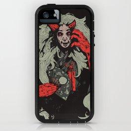 Uriko-Hime iPhone Case