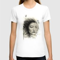 lorde T-shirts featuring Lorde by Creadoorm