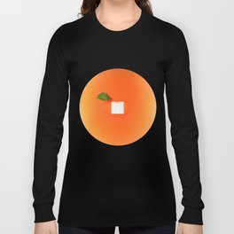 Orange out of the box Long Sleeve T-shirt