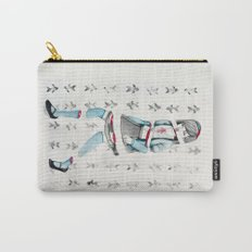 Sliced Carry-All Pouch