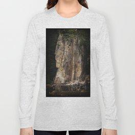 Indian Head Rock - Prince Rupert, BC Long Sleeve T-shirt