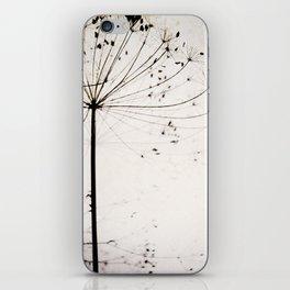 Herbstblume iPhone Skin