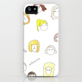 All the Women iPhone Case