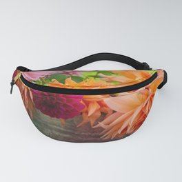 Bucket of Flowers  Fanny Pack